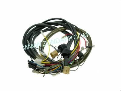 Kabelboom / Hauptkabelsatz / Set of cables
