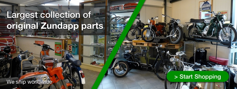 Zundapp Parts Shop