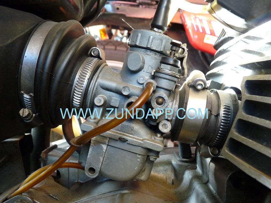 Carburateur onderdelen Mikuni 28 mm (VM 28-202)